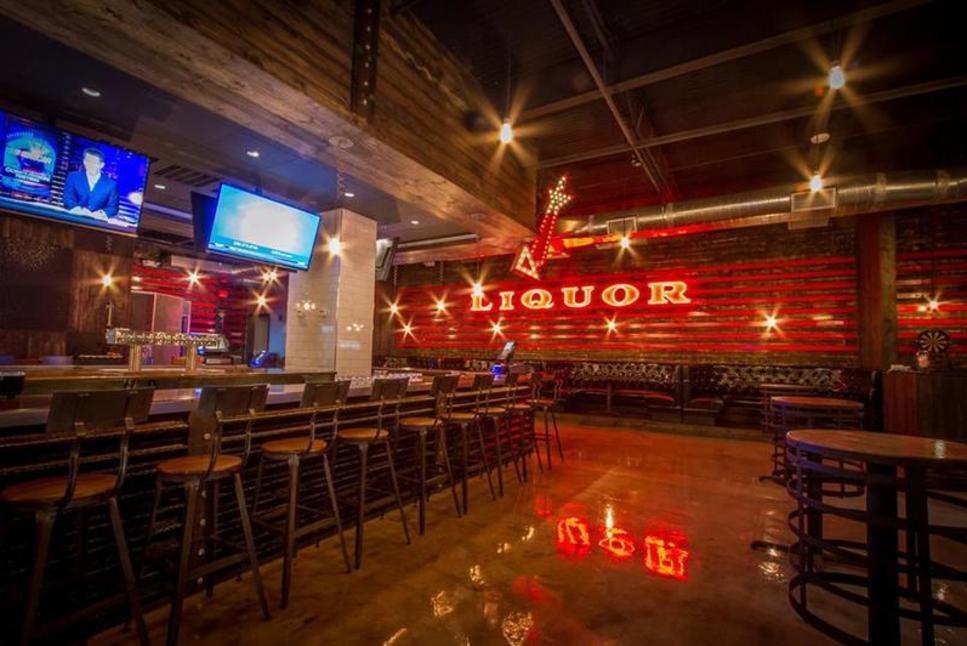 Revolver Bar Houston