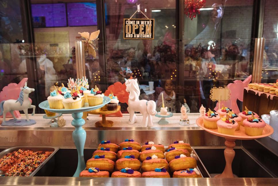 Magical Dessert Bar