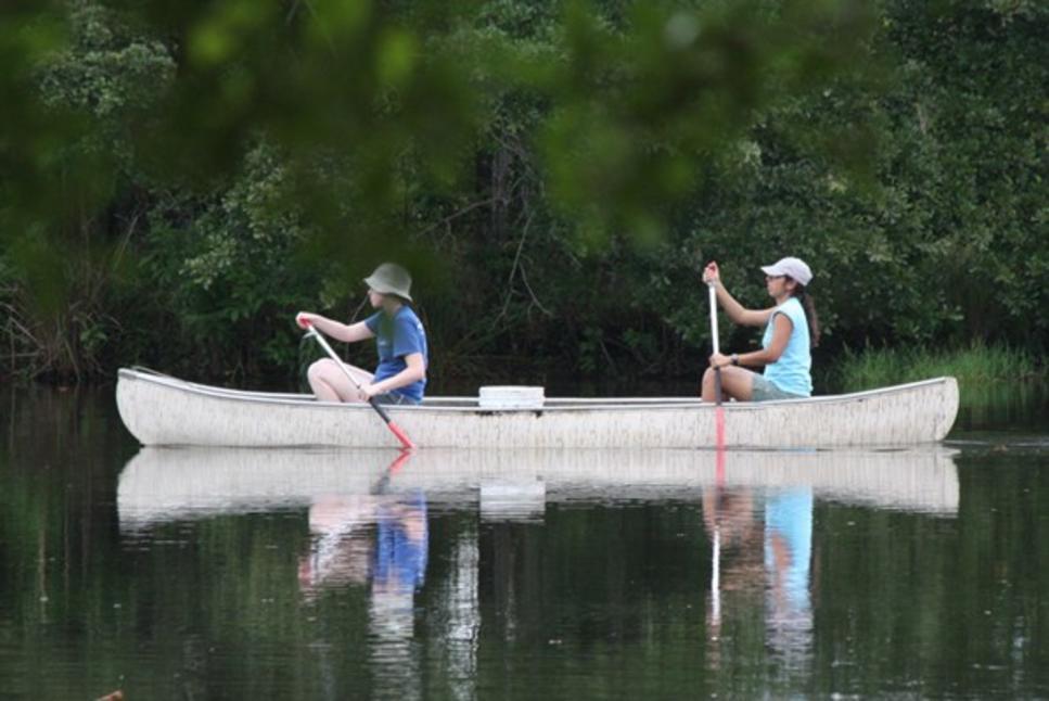 canoe tours