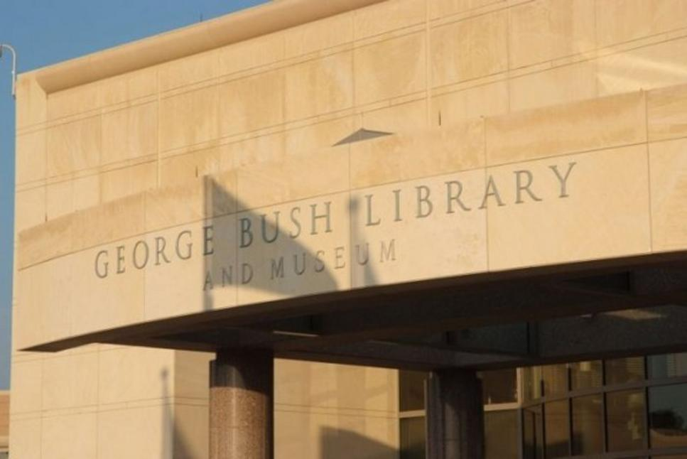 George Bush Library