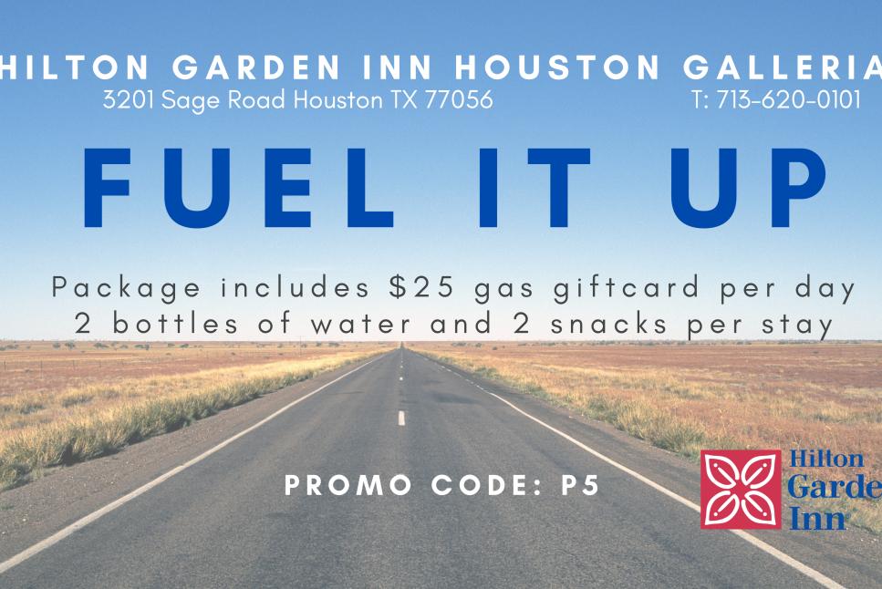 HGI Galleria Fuel It Up