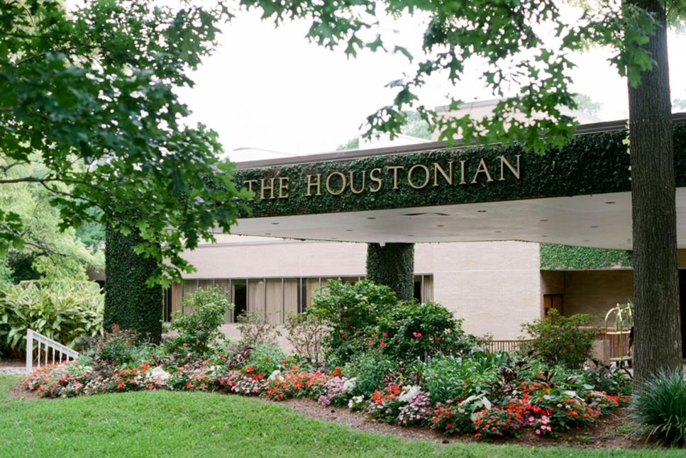 Houstonian Sign- Nancy Aidee Photography