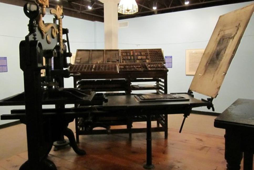 printing history