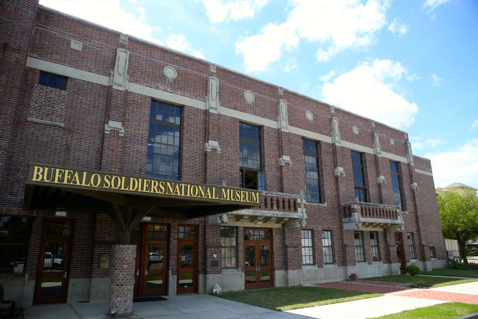 Buffalo Soldiers Museum