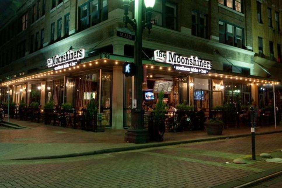 The Moonshiners Southern Table & Bar