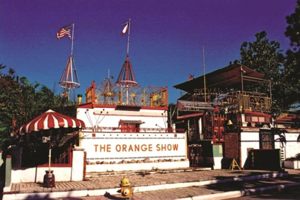 Orange Show