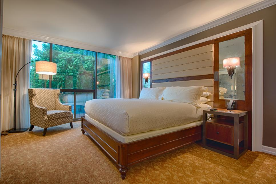 Piney Woods Suite - Bedroom