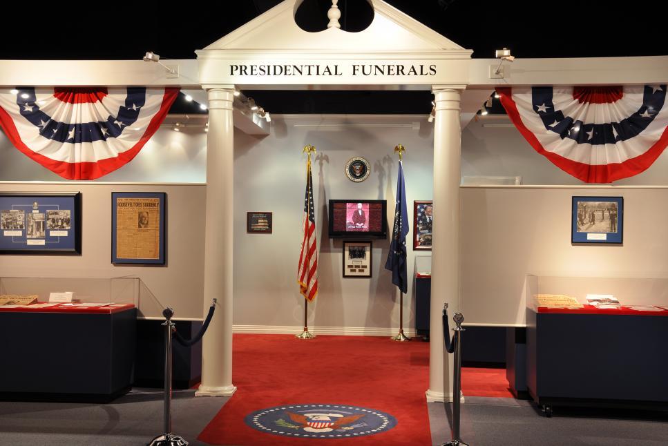 Presidential Funerals Exhibit