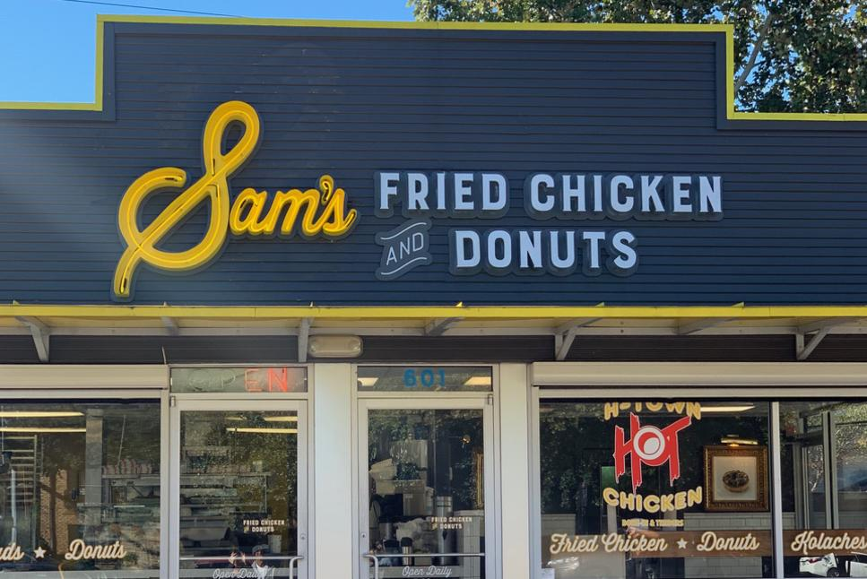 Sam's Fried Chicken