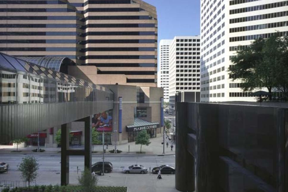 Shops at Houston Center