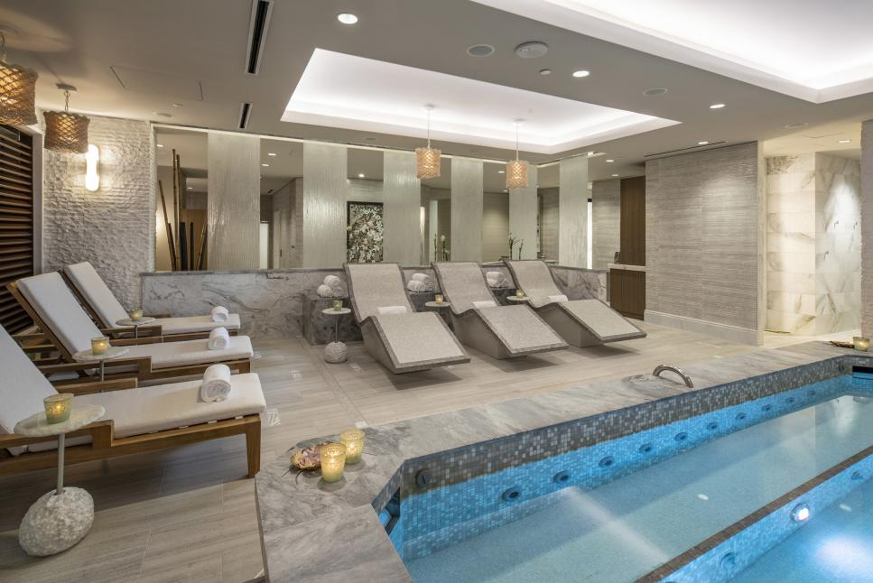 The Post Oak spa