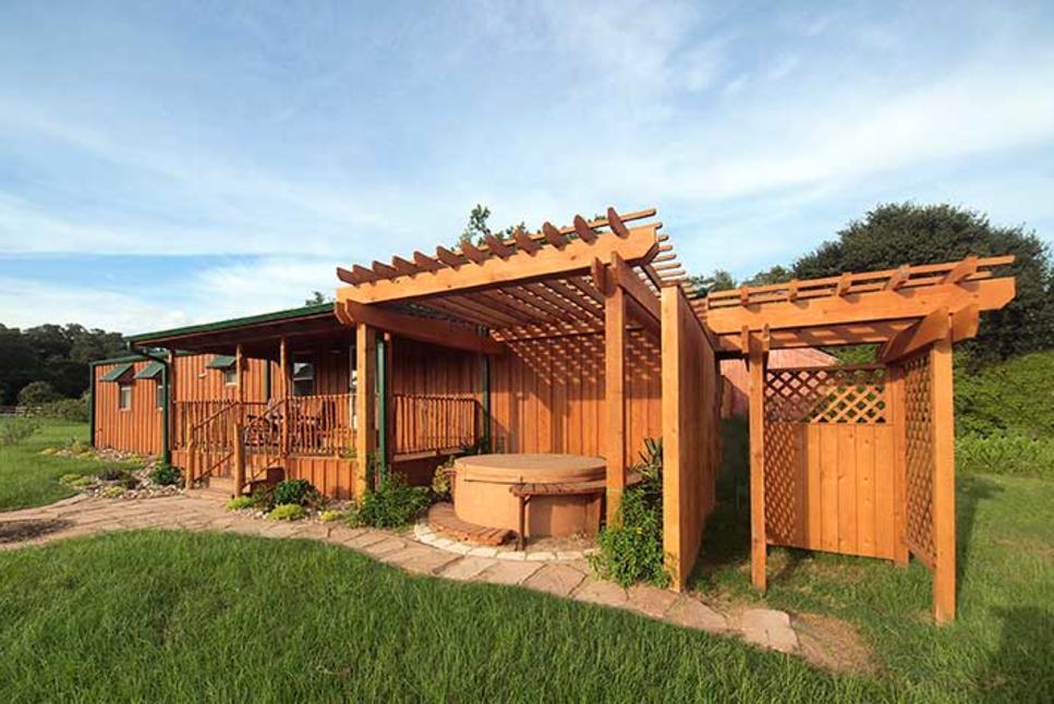BlissWood Bed & Breakfast Ranch
