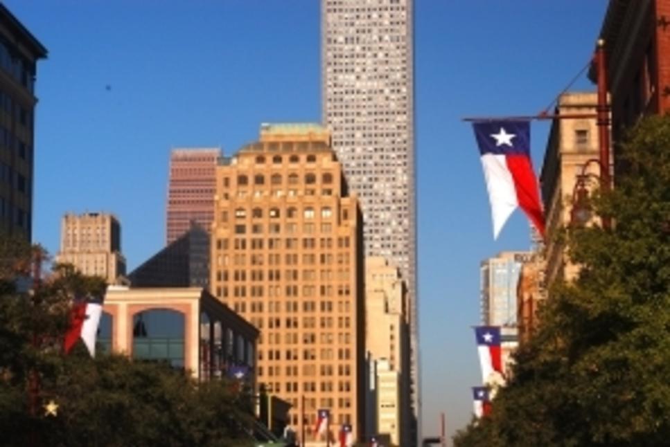 Houston Historical Tours downtown photo