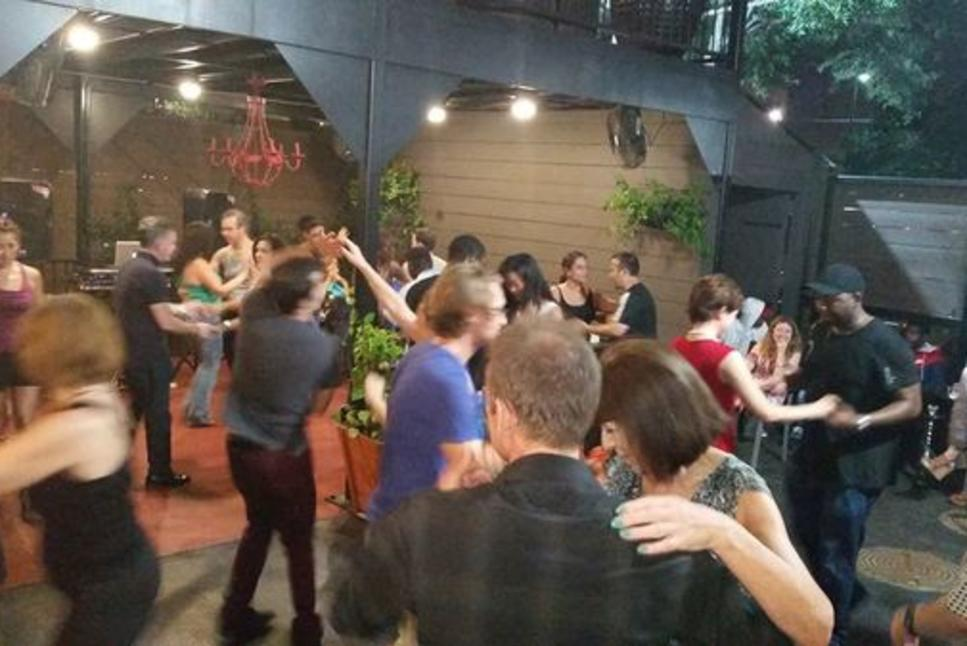 Calabash dancing