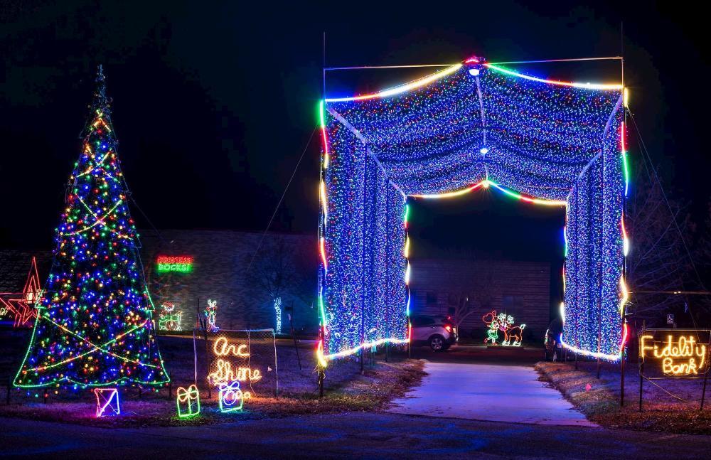 Arc's Christmas Lights