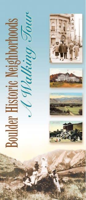 Boulder History Walking Tour