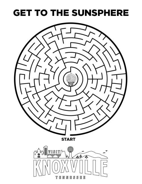 Sunsphere Maze