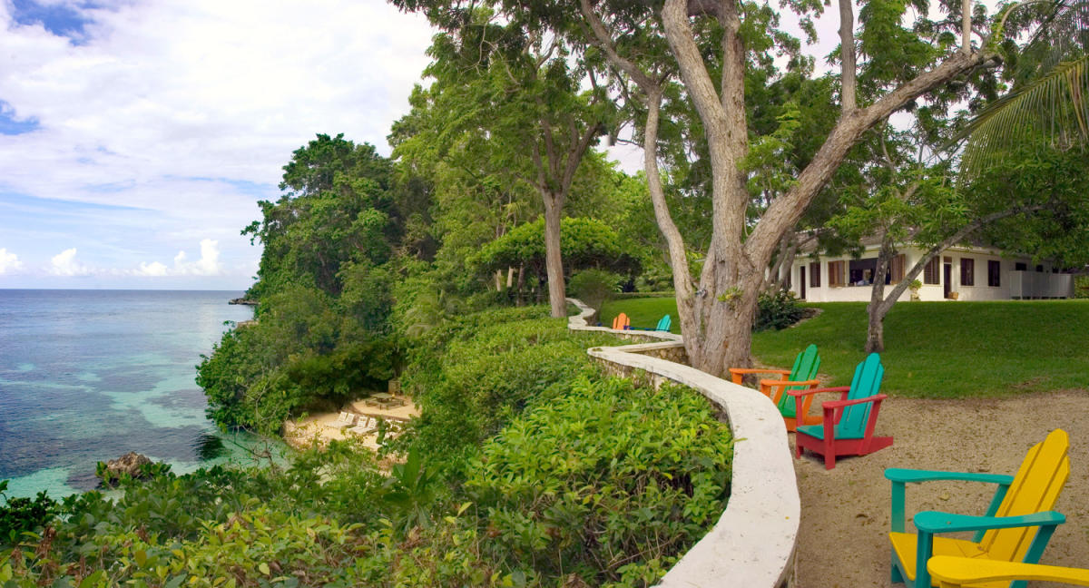 Goldeneye Hotel and Resort