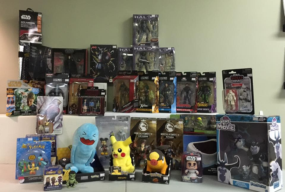 Graydog Comics and Toys Latrobe
