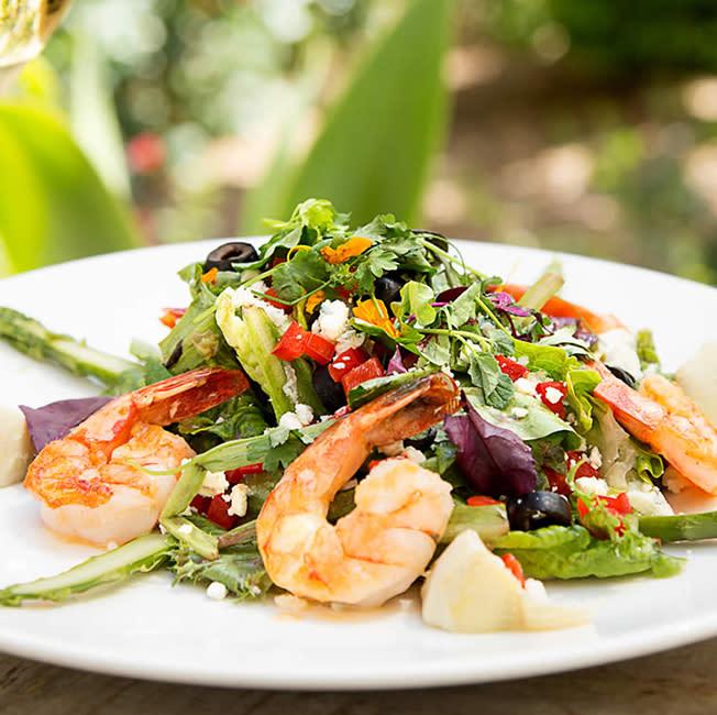 Ponte Restaurant Salad
