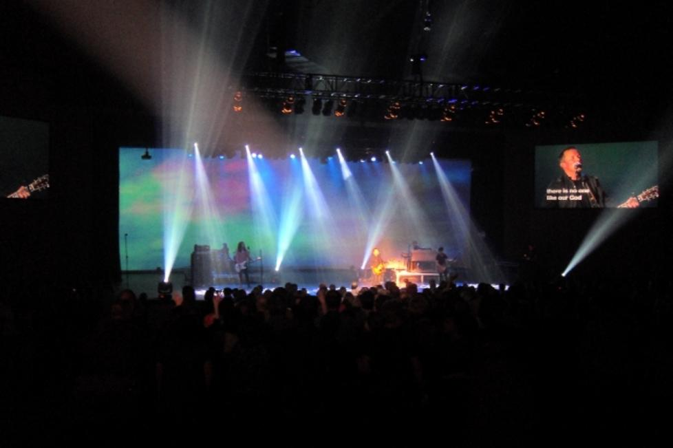 Chris Tomlin in Concert