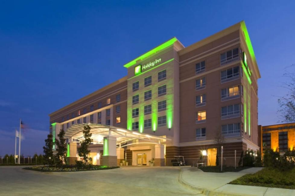 Holiday Inn DFW Airport South Exterior