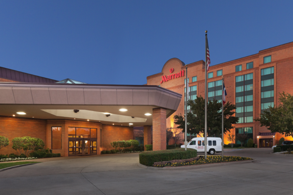 DFW Marriott Exterior