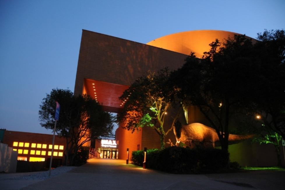 Omni Imax Theatre