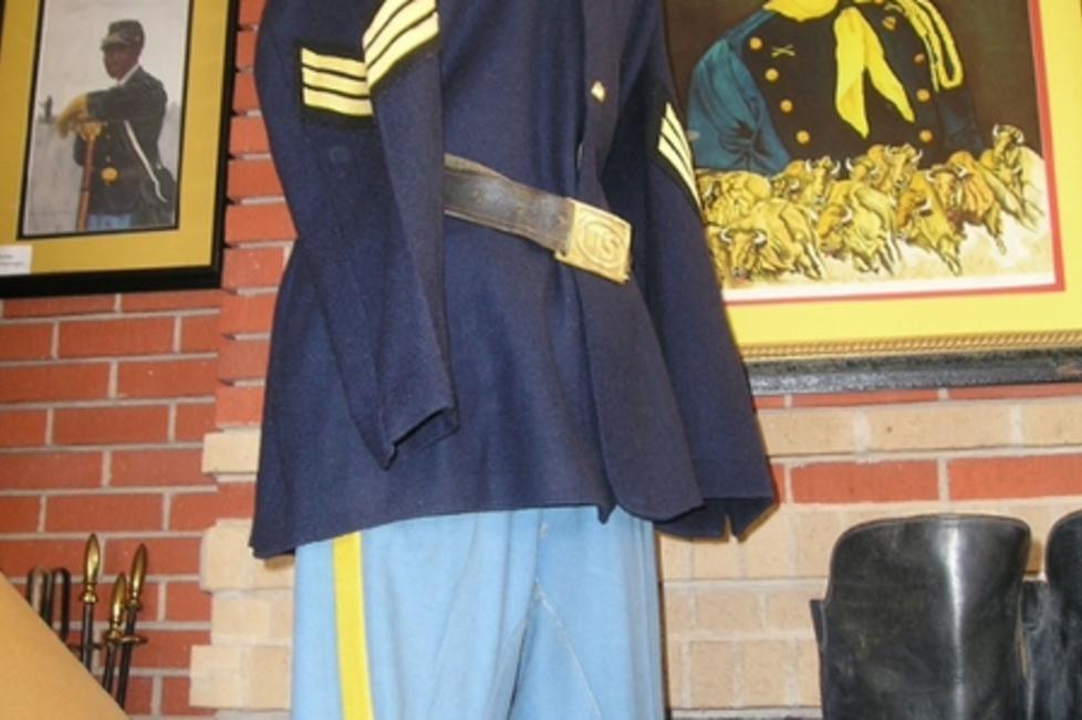 Buffalo Soldier Exhibit