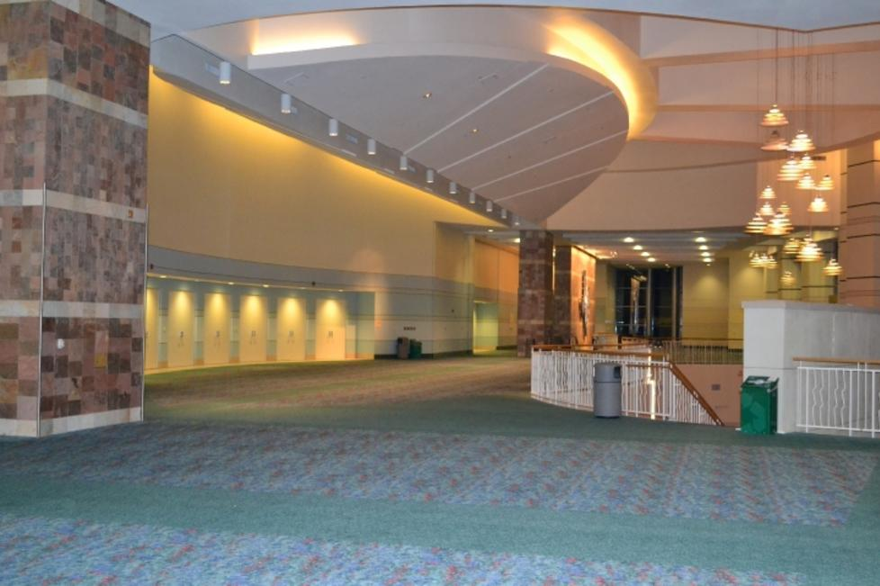 The Ballroom's Foyer