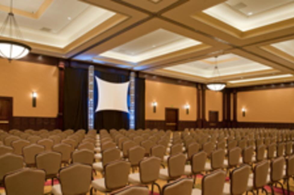 Grand Ballroom Theater Style Seating