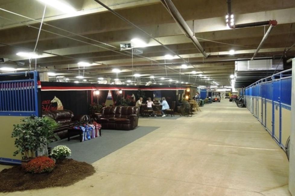 Equestrian Multi-Purpose Buidling Stalls