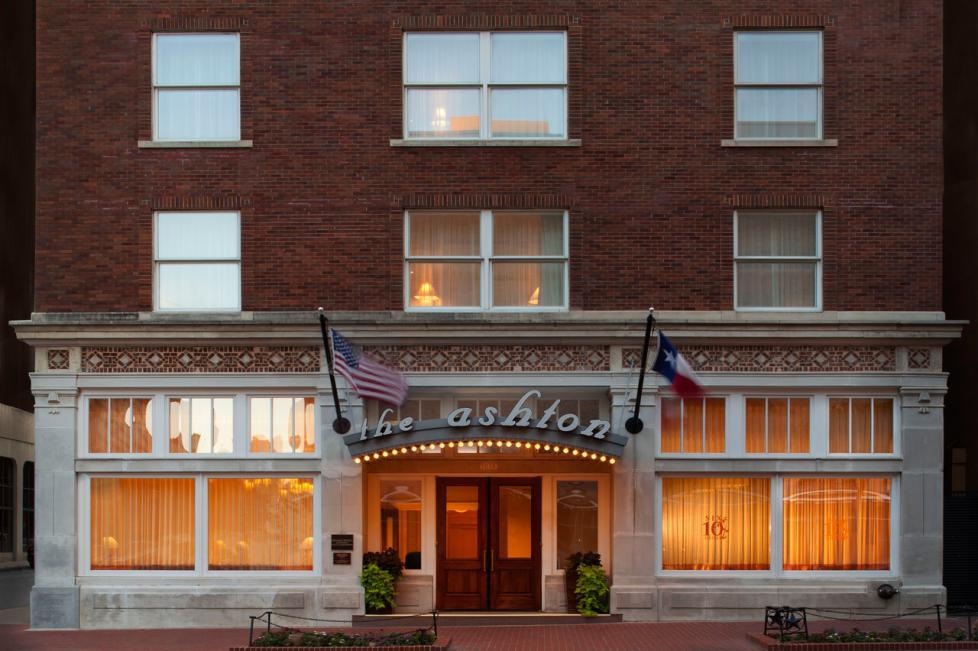 The Ashton Hotel - Exterior