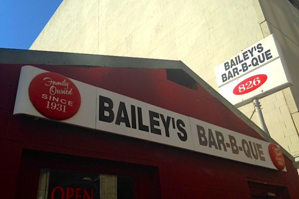 Bailey's Barbeque