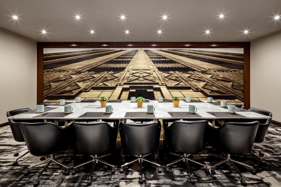 Sinclair Boardroom