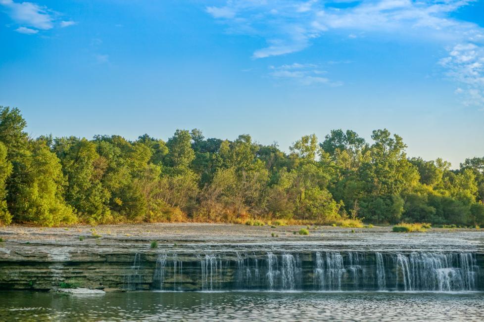 Sansom Waterfall