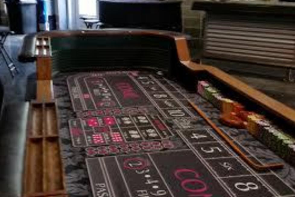 Elite Casino Events luxurious craps tables
