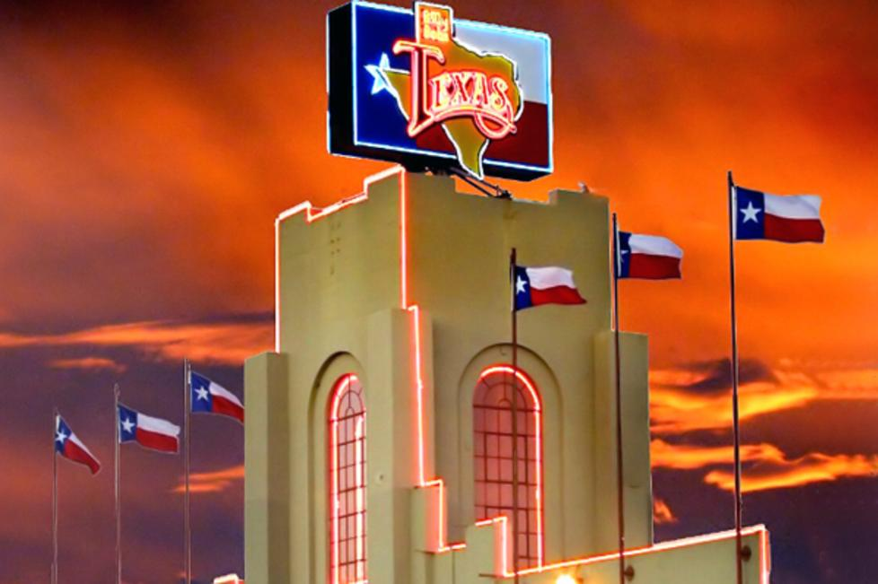 Billy Bob's Texas Facade