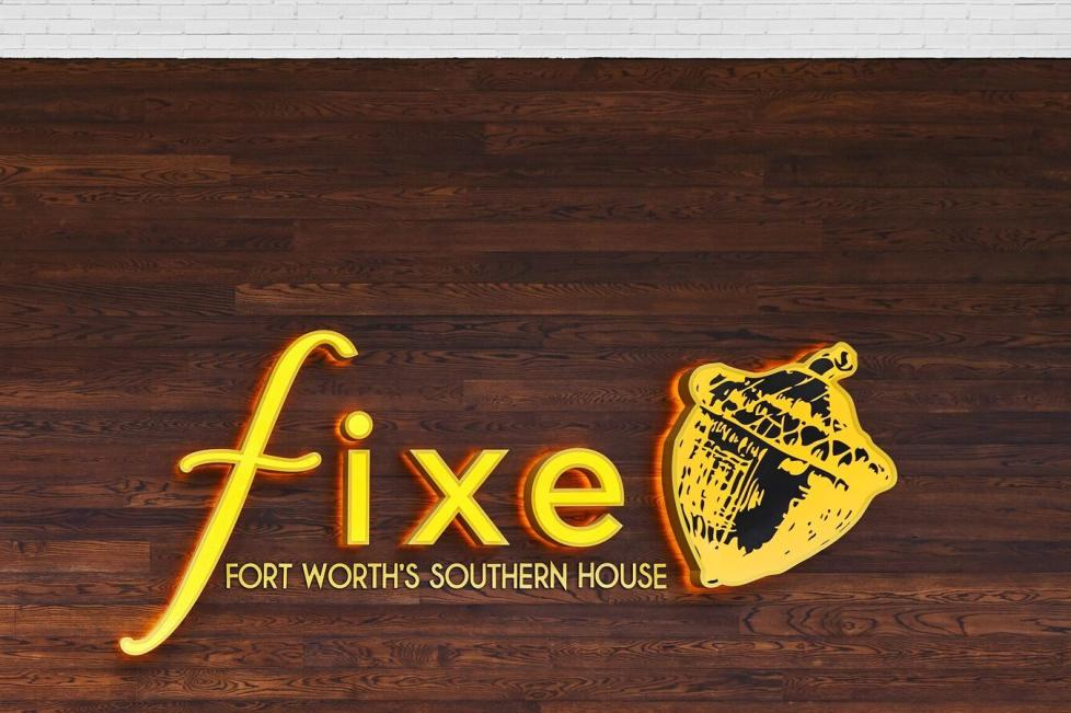 Fixe's Outdoor Sign
