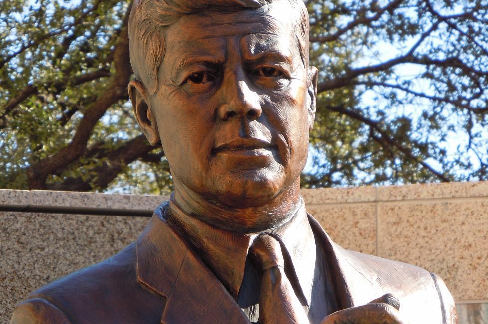 JFK Tribute courtesy Jeffrey Stvan