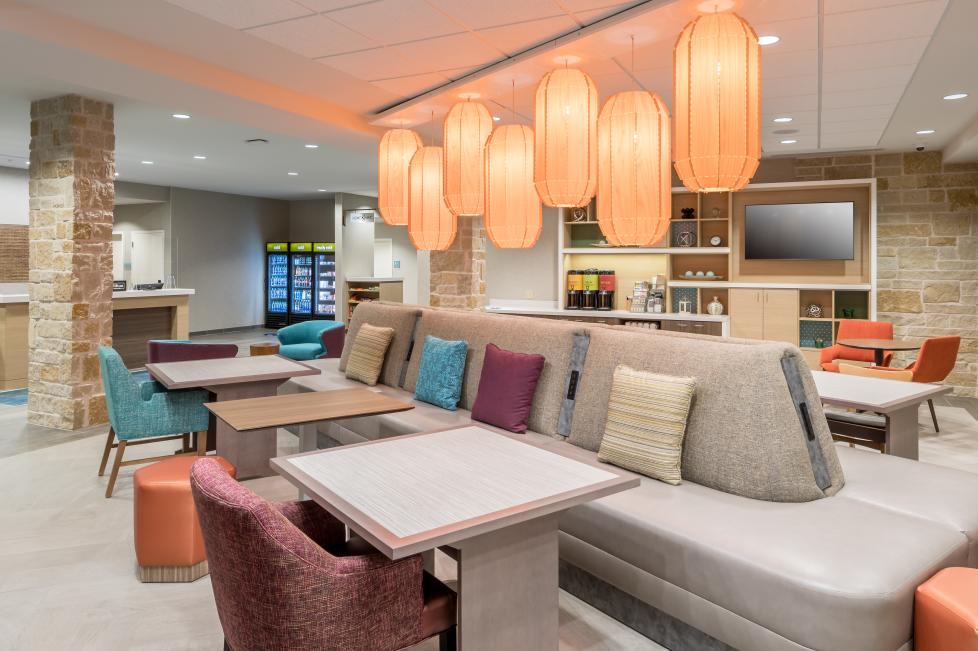 Home2 Suites by Hilton - Fort Worth Cultural District Lobby