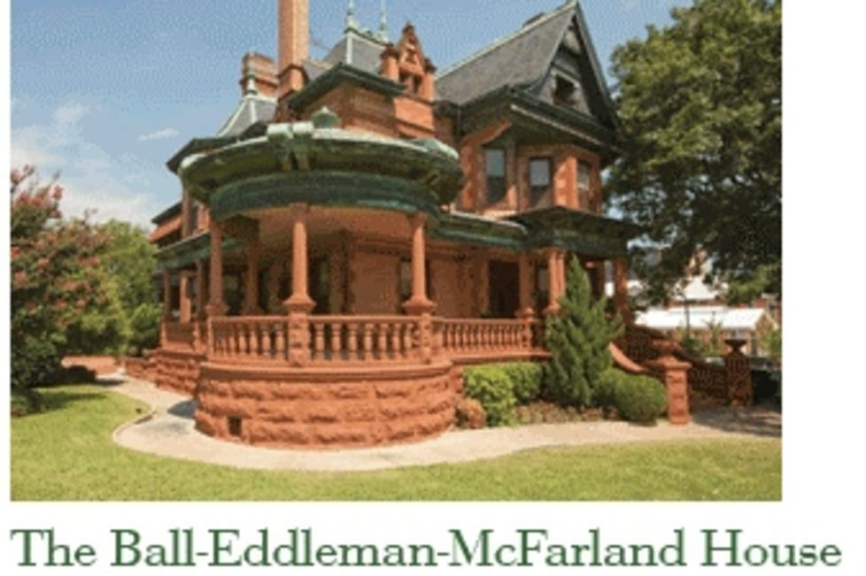 Ball-Eddleman-McFarland House