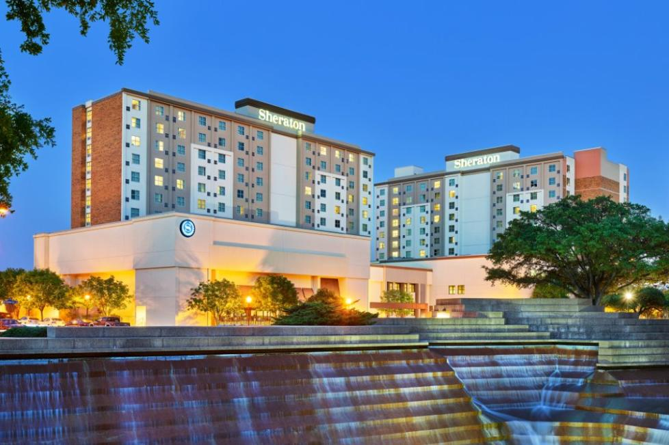 Sheraton Fort Worth/ Water Gardens