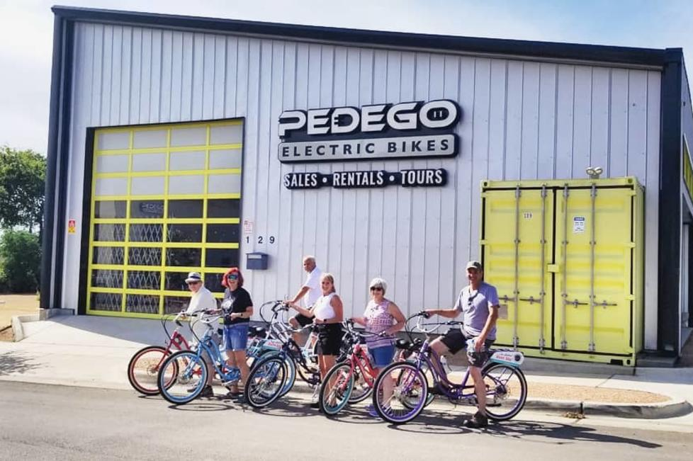 Pedego Fort Worth