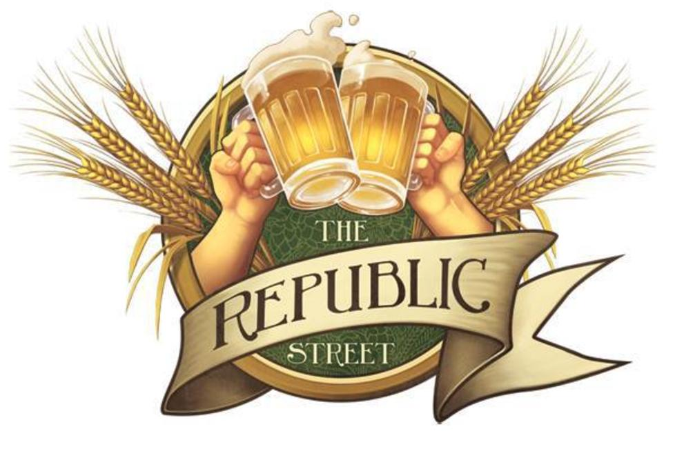 The Republic Street Bar Logo