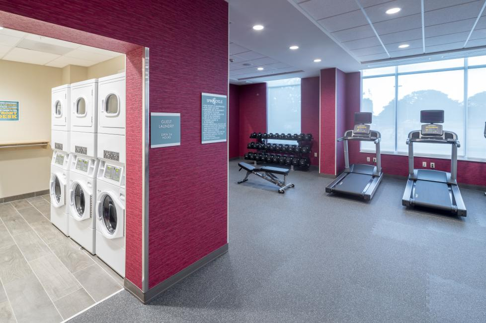 Home2 Suites by Hilton - Fort Worth Cultural District Spin2Cycle