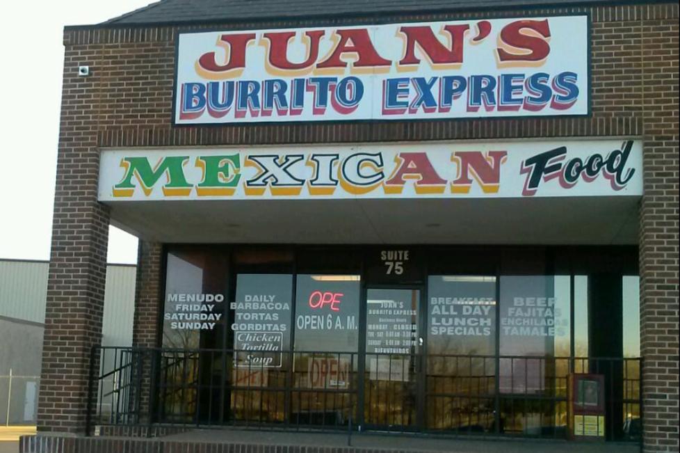 Juan's Burrito