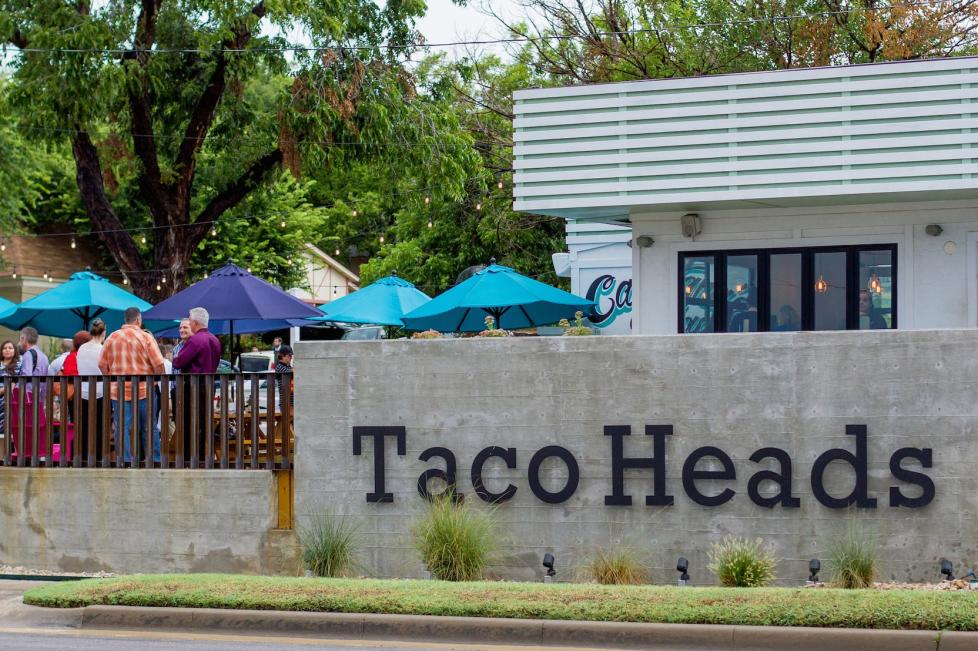 Taco Heads Store Front