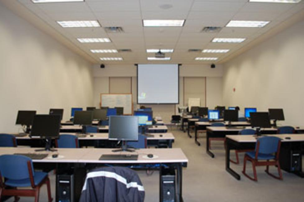 Intel Computer Lab