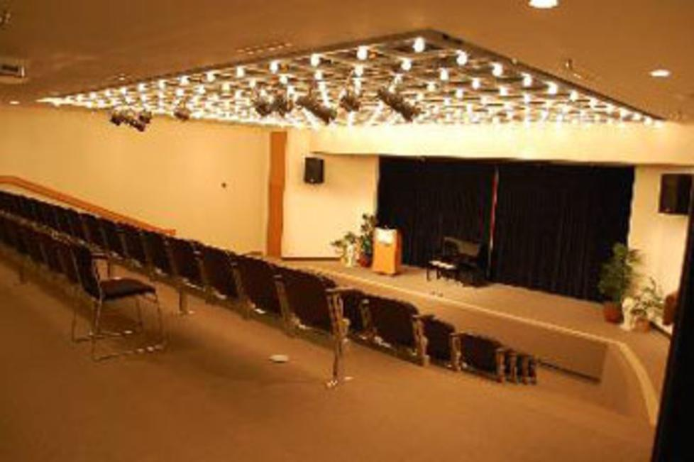 Tandy Lecture Hall
